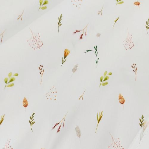 Prairie Meadows:  Digitally Printed Woven Cotton