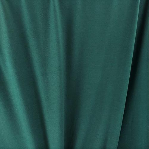 Tencel Modal Jersey Knit:  Hunter Green