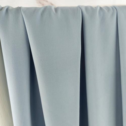 Miro Crepe:  Vintage Blue