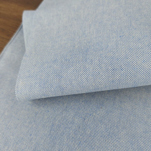 Recycled Canvas: Blue