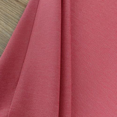 Austin, Denim-Look Jersey Knit:  Garnet