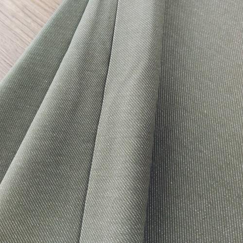 Austin, Denim-Look Jersey Knit:  Khaki