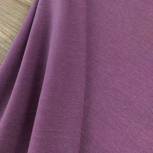 Austin, Denim-Look Jersey Knit:  Grape