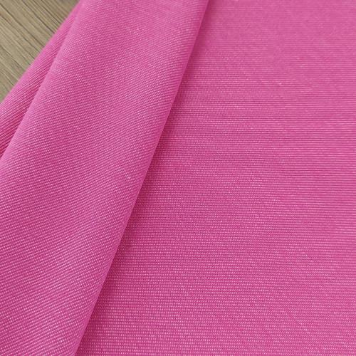 Austin, Denim-Look Jersey Knit:  Cherry Popsicle