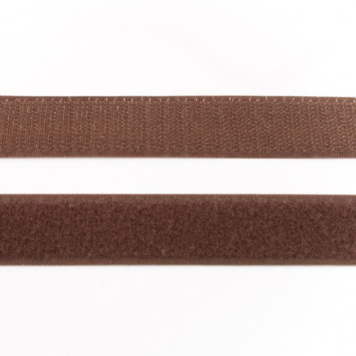 Hook & Loop Tape: Brown