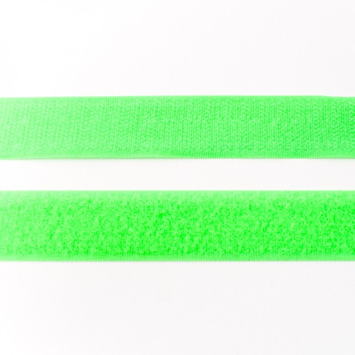 Hook & Loop Tape: Lime