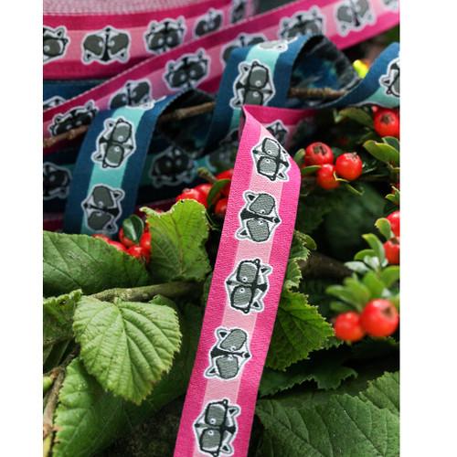 Cool Claus, Pink: Farbenmix Ribbon