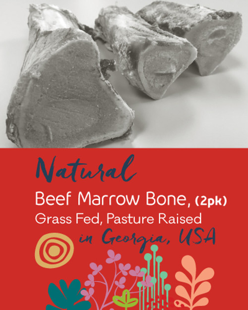 *TEMP OUT OF STOCK* Box of Raw Marrow Bones (10pc)