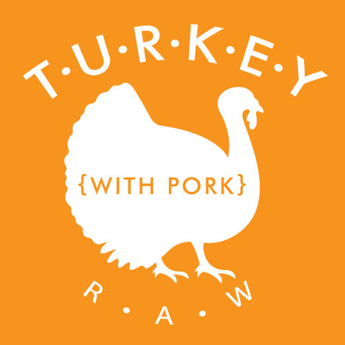 *TEMP OUT OF STOCK* CAT Raw Turkey Recipe - 1lb packet