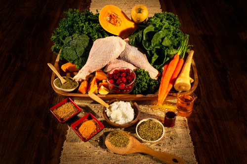 Raw Turkey Recipe