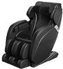 """MC8890 Extra Wide Zero Gravity Whole Body Leather Massage Chair-Black. The BEST Deep 3D Massage Chair for Your Whole body - ZERO Gravity with Heat Therapy, Lumbar Spinal Therapy, Foot Reflexology Roller & More Stress and pain are two things we can do without, and the massage chair is your solution to those problems, and many more.  Featuring a full body Shiatsu deep tissue massage with custom and pre-programmed options. Based on NASA zero gravity theory, this chair offers the most comfortable position with an intelligent space saving design, which allows it to be place only 3"""" from a wall."""