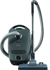 Classic C1 Pure Suction is a basic unit suitable for hard surfaces and rugs. Classic C1 is equipped with an SBD285-3 Combination Carpet/Smooth floor tool, dusting brush, crevice tool and upholstery tool.