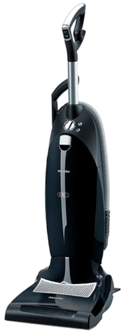 """The Maverick, like all Miele upright models, comes equipped with a variable speed motor selector and an """"On Board Tool Set"""" to compliment the machines' cleaning utility! Although the HEPA FILTER is not included, it can be added."""