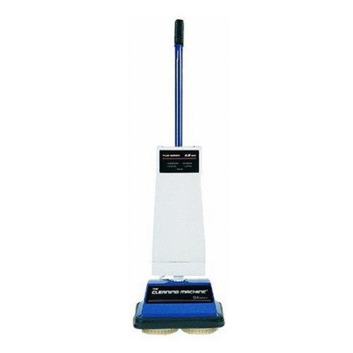 Designed to keep the carpets, rugs, and hard floors clean and spotless. This blue rug shampooer scrubs, polishes, waxes and shampoos all kinds of floors with professional results and little effort, so you don't have to rely on professional cleaning services. This Koblenz cleaning machine features accessories including various brushes and pads to provide an efficient cleaning.