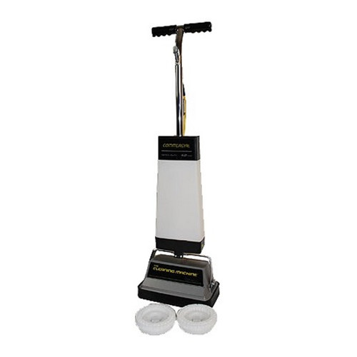 The Koblenz P-4000 is designed for quick, no hassle, carpet spot cleaning. The lightweight and compact design is perfect for cleaning in tight areas. Chrome housing, bronze gears, and Chrome T Bar handle all make this unit incredibly durable. The P-4000 comes with carpet shampooing brushes. The Koblenz P-4000 Cleaning Machine deep cleans carpet spots.