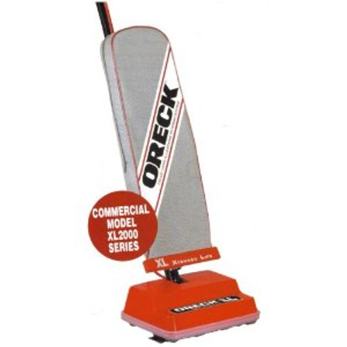 """Commercial 8 Pound Upright Vacuum with Helping Hand Handle and EnduroLife V-Belt, 40...Effectively cleans carpets and bare floors.  Features a 12""""-wide cleaning path to cover a large swath of floor with every pass. The lightweight design ensures easy maneuverability."""