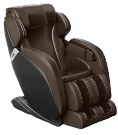 """MC8890 Extra Wide Zero Gravity Whole Body Leather Massage Chair - BROWN. The BEST Deep 3D Massage Chair for Your Whole body - ZERO Gravity with Heat Therapy, Lumbar Spinal Therapy, Foot Reflexology Roller & More Stress and pain are two things we can do without, and the massage chair is your solution to those problems, and many more.  Featuring a full body Shiatsu deep tissue massage with custom and pre-programmed options. Based on NASA zero gravity theory, this chair offers the most comfortable position with an intelligent space saving design, which allows it to be place only 3"""" from a wall."""