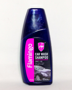 F030 CAR WASH SHAMPOO