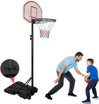 MOBILE BASKETBALL STANDS Q881A 1.05-1.65M