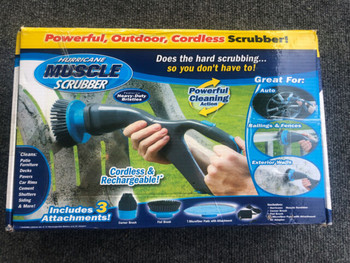 MUSCLE SCRUBBER
