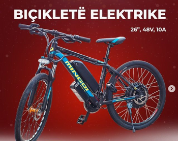 BICIKLET MOUNTAIN BIKE 26 48V10A 500W