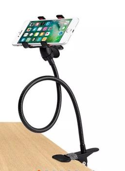 Desktop phone bracket