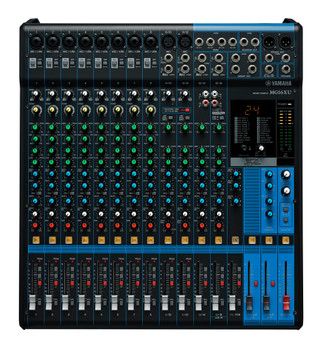 Mixer 16 channels with USB