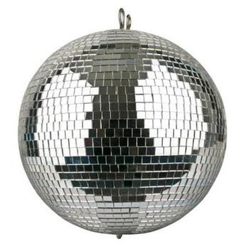 disco ball with motor 30cm