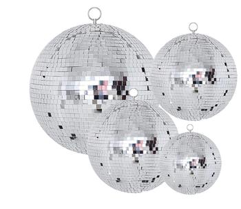 disco ball with motor 40cm