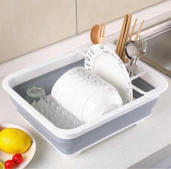 drain bowl rack