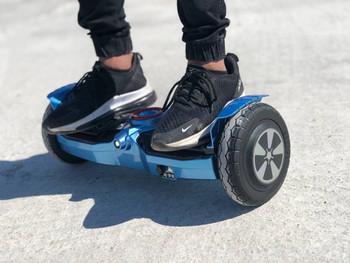 hoverboard 8 inch me flluska
