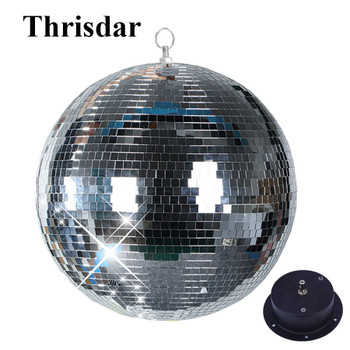 Glass ball stage light WiTH MOTOR 50cm