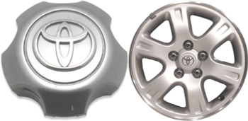 Tapa per disk alumini toyota