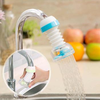 Plastic faucet
