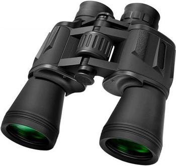 Binoculars 20X50 black Y802 leather