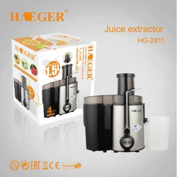 Electric juice machine hg-2811