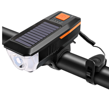 Drite per biciklete me panel diellor LY-17