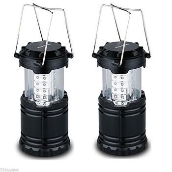 Drite kampingu  Bivouac LED