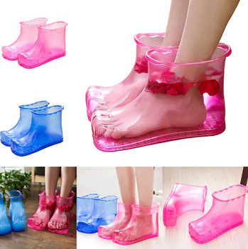 BIG silicone shoes
