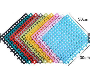 Anti-slip mat plastic