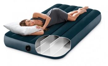 Dream green single line pull air bed 99cmX191cmX25cm 64732