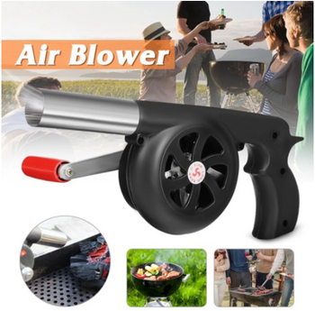 Barbeque air blower bbq40