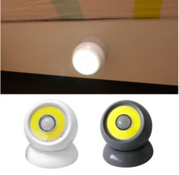 Sensor led headlight magnetic