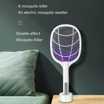 Mosquito swatter 2in1
