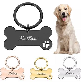 Dog collar iron
