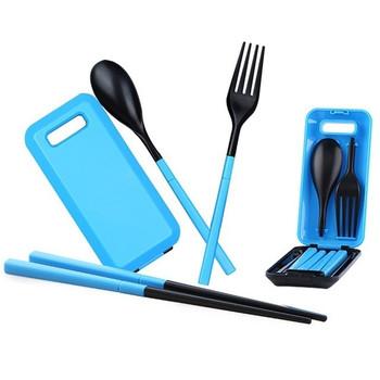 Portable cutlery set a102