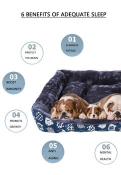 Doghouse polyester cotton L
