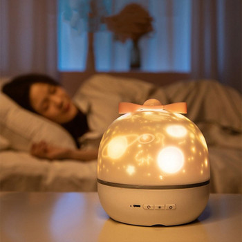 Dream projection star lights