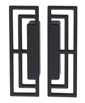 Plastic door handle