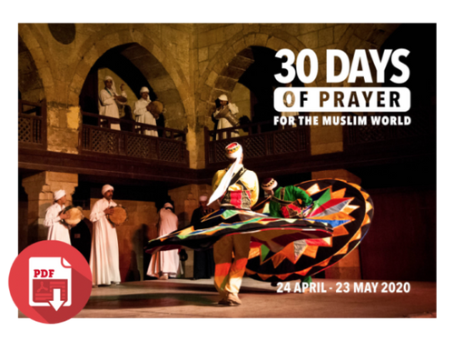 30 Days of Prayer for the Muslim World (PDF)